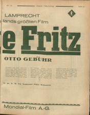 Österreichische Film-Zeitung 19270813 Seite: 25