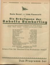 Österreichische Film-Zeitung 19270813 Seite: 28