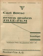 Österreichische Film-Zeitung 19270813 Seite: 29