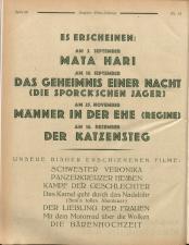 Österreichische Film-Zeitung 19270813 Seite: 32