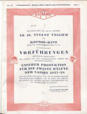 Österreichische Film-Zeitung 19270813 Seite: 3