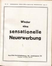 Österreichische Film-Zeitung 19270813 Seite: 41