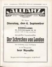 Österreichische Film-Zeitung 19270813 Seite: 47