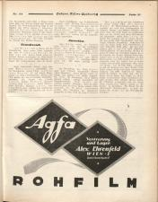 Österreichische Film-Zeitung 19270813 Seite: 57