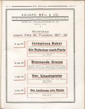 Österreichische Film-Zeitung 19270813 Seite: 59