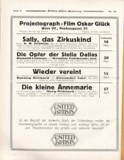 Österreichische Film-Zeitung 19270820 Seite: 10