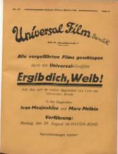 Österreichische Film-Zeitung 19270820 Seite: 11