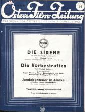 Österreichische Film-Zeitung 19270820 Seite: 1