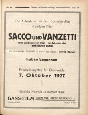 Österreichische Film-Zeitung 19270820 Seite: 39