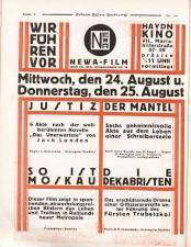 Österreichische Film-Zeitung 19270820 Seite: 4