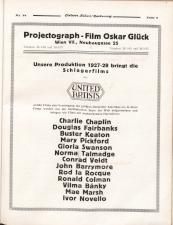 Österreichische Film-Zeitung 19270820 Seite: 7