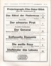 Österreichische Film-Zeitung 19270820 Seite: 8