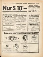 Österreichische Film-Zeitung 19271217 Seite: 27