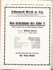 Österreichische Film-Zeitung 19271217 Seite: 8