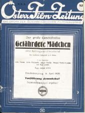 Österreichische Film-Zeitung 19271224 Seite: 1