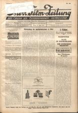 Österreichische Film-Zeitung
