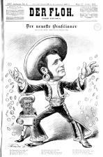 Der Floh 18930122 Seite: 1