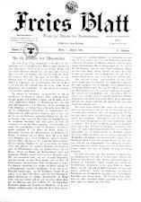 Freies Blatt 18930101 Seite: 1