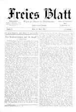 Freies Blatt 18930326 Seite: 1