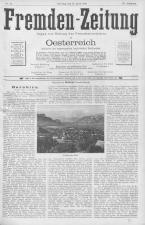 (Salzburger) Fremden-Zeitung