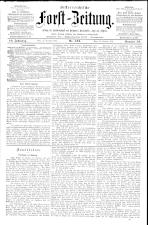 Österreichische Forst-Zeitung 18921230 Seite: 1