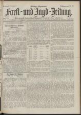 Österreichische Forst-Zeitung 19381202 Seite: 1