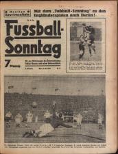 Fußball-Sonntag