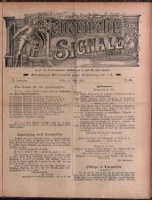 Feuerwehr-Signale 18930620 Seite: 1