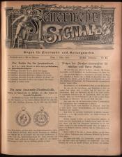 Feuerwehr-Signale