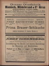 Gambrinus, Brauerei- und Hopfen-Zeitung 18930715 Seite: 20