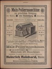 Gambrinus, Brauerei- und Hopfen-Zeitung 18930715 Seite: 21