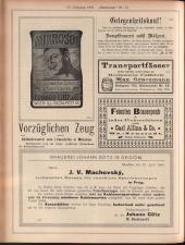 Gambrinus, Brauerei- und Hopfen-Zeitung 19050515 Seite: 18