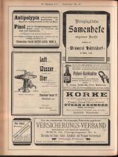 Gambrinus, Brauerei- und Hopfen-Zeitung 19050515 Seite: 22