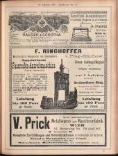 Gambrinus, Brauerei- und Hopfen-Zeitung 19050515 Seite: 23