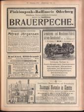 Gambrinus, Brauerei- und Hopfen-Zeitung 19050515 Seite: 25