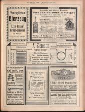 Gambrinus, Brauerei- und Hopfen-Zeitung 19050515 Seite: 29