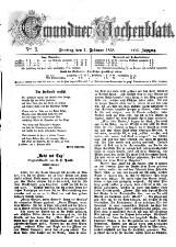 Gmundner Wochenblatt