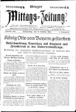 Grazer Mittags-Zeitung