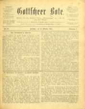 Gottscheer Bote 19041019 Seite: 1