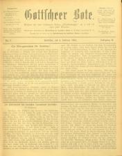 Gottscheer Bote 19050204 Seite: 1