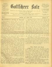 Gottscheer Bote 19070304 Seite: 1