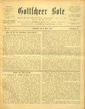 Gottscheer Bote 19070504 Seite: 1