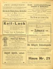 Gottscheer Bote 19080519 Seite: 8