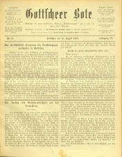Gottscheer Bote 19090819 Seite: 1