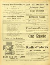 Gottscheer Bote 19090819 Seite: 8