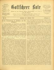 Gottscheer Bote 19131004 Seite: 1