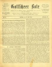 Gottscheer Bote 19140719 Seite: 1