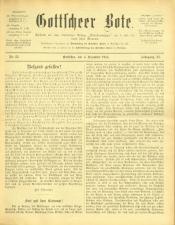 Gottscheer Bote 19141204 Seite: 1