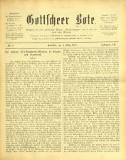 Gottscheer Bote 19150304 Seite: 1