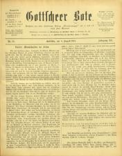 Gottscheer Bote 19150804 Seite: 1